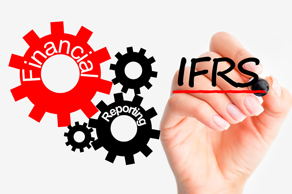 ifrs article review Financial reporting update: frc review, ifrs adoption, and more  to comment on this article or to suggest an idea for another article, contact neil amato,.