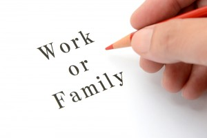 Work or Family