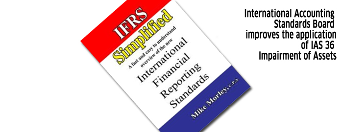 IFRS improves application
