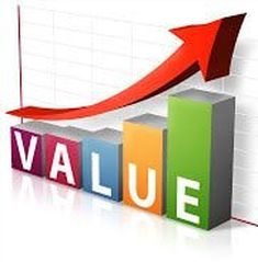 Increasing value