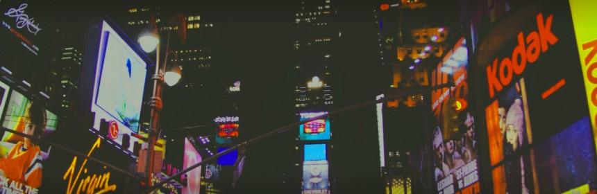 Big city bollboards
