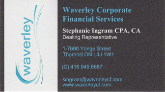 Waverley Corporate Financial Services